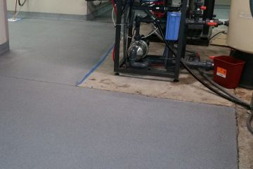 commercial floor epoxy