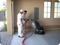 Epoxy Repair and Restoration for Concrete