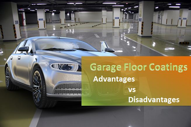Epoxy Garage Floor Coatings Gilbert AZ