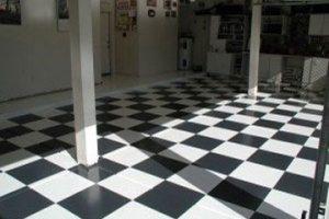 Garage & Driveway Epoxy Floor Design and Installation