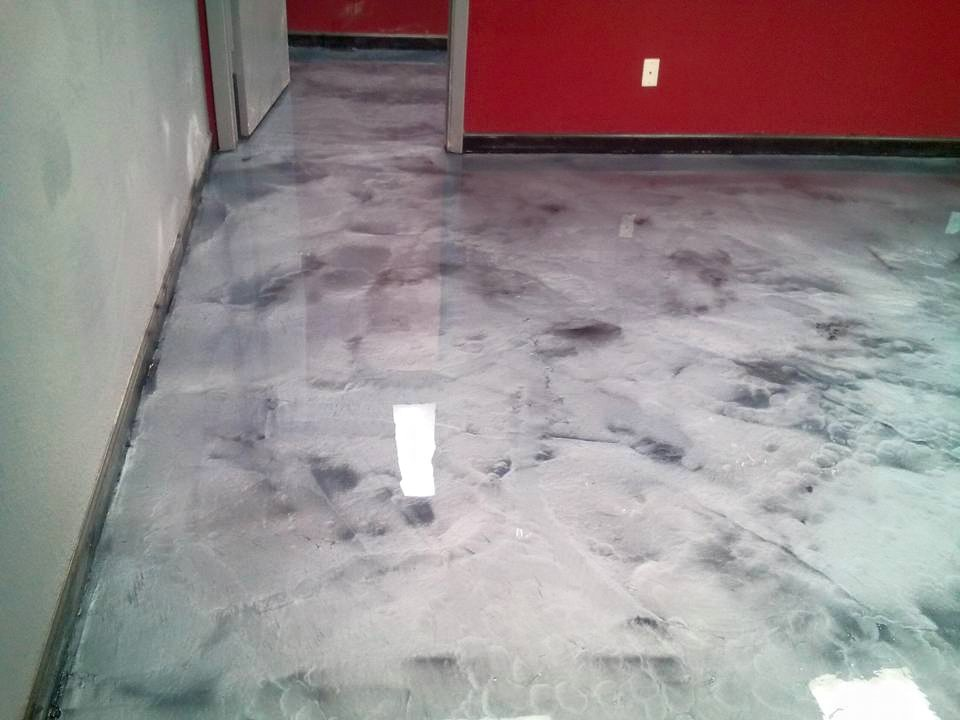 Metallic Epoxy Floor Coatings Q A